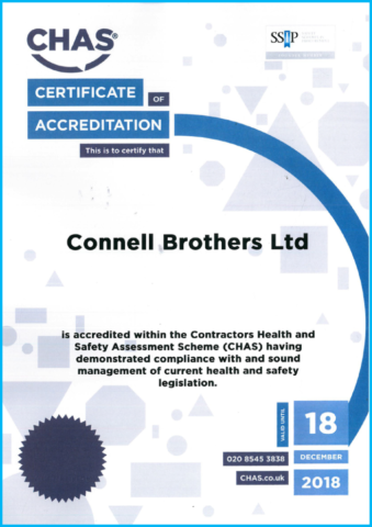 Contractors Health and Safety Scheme Accreditation