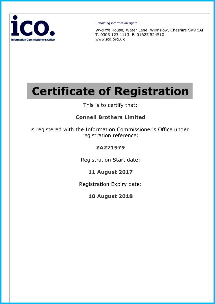 ICO Licence